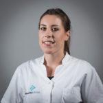 Aylene Tombergen, verpleegkundige - Mauritskliniek