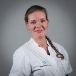 Loes Creugers, doktersassistent - Mauritskliniek